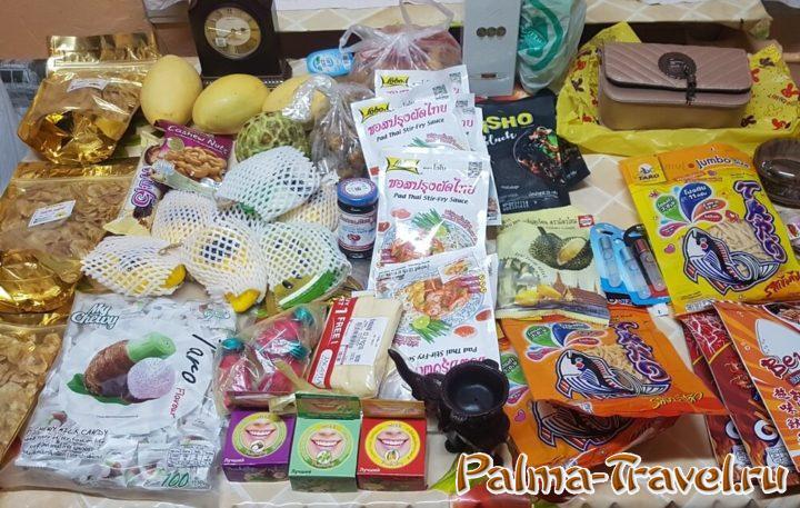 Хороший шопинг - одна из причин любви к Таиланду