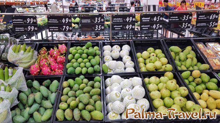 Низкие цены и возможность выбора - преимущество Таиланда