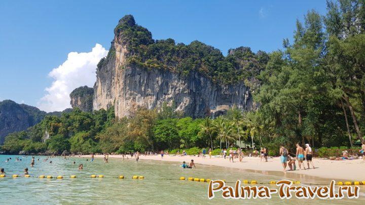Тепля погода круглый год - одна из причин посетить Таиланд