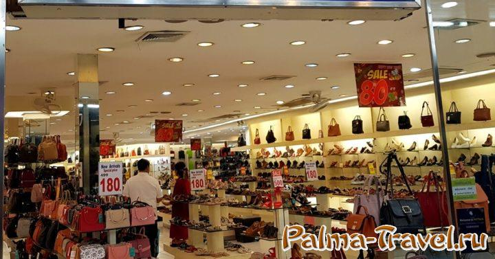 В Таиланде отличный шопинг - одна из причин посетить эту страну