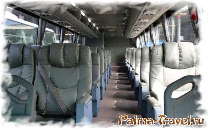 Автобус VIP-24 из Паттайи в Хуахин и обратно