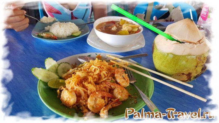 Вкусная, недорогая и полезная тайская еда - хороший способ сэкономить