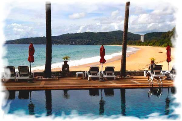 Отели Таиланда и отдохнувшие пляжи в ожидании туристов